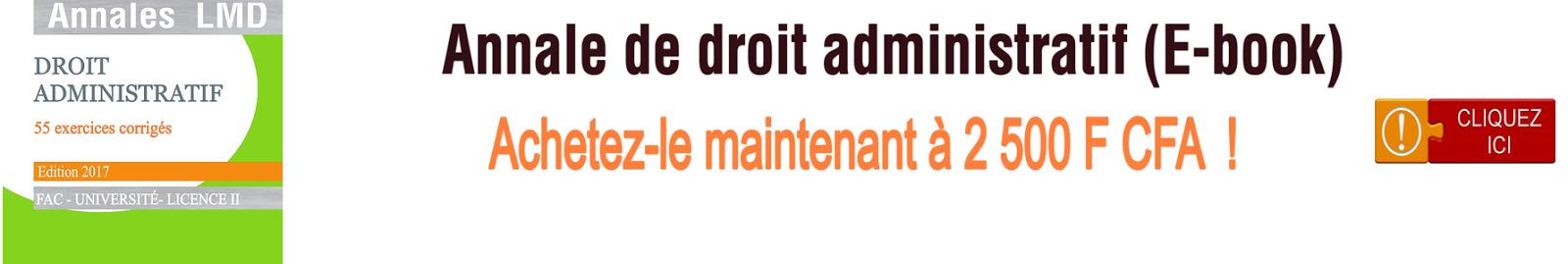 annale-droit-administratif-ivoirien