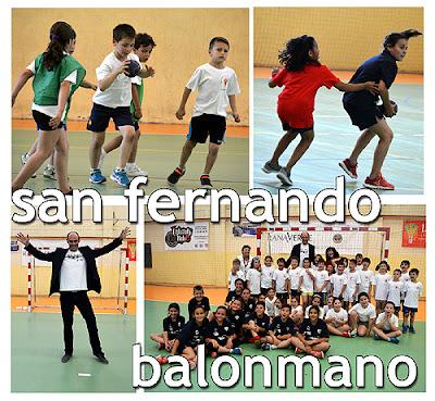 Balonmano Aranjuez Hombrados