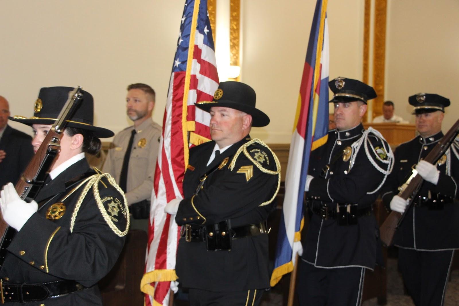 Mesa County News: Correctional Officers Week, May 7-13, 2017