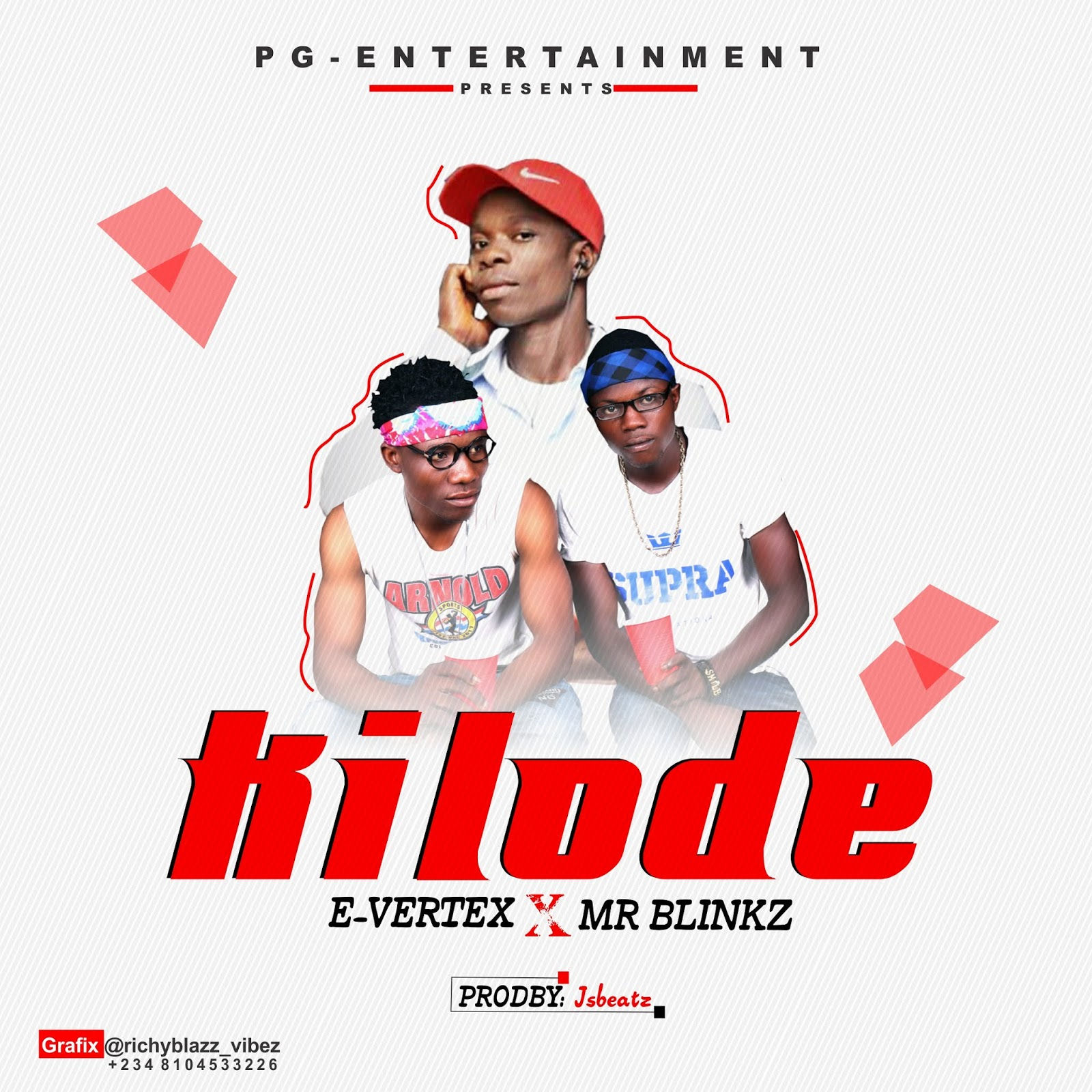 LatestStoryLine Com: Music || E-vertex Ft Mr Blinks - KILODE