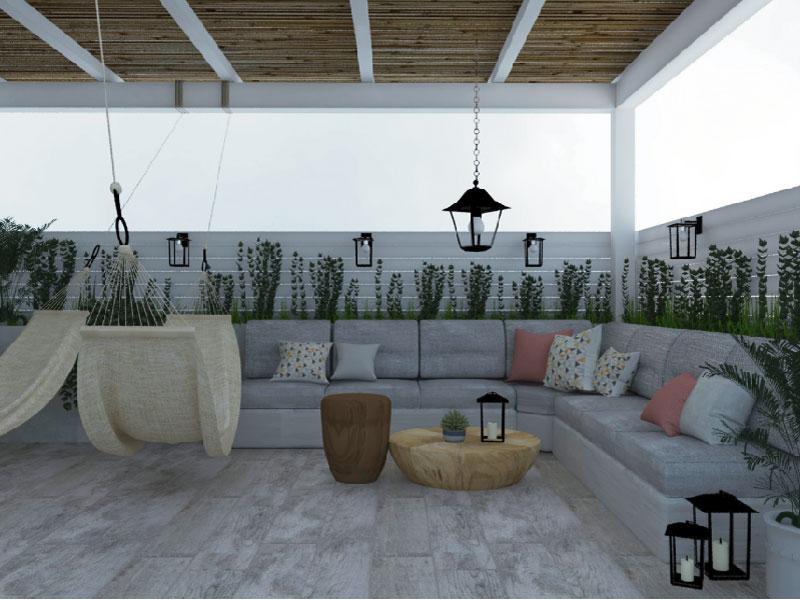 Come trasformare la tua terrazza in un angolo di relax for Divani da terrazzo