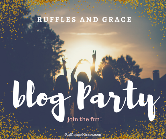 Ruffles and Grace blog party!!