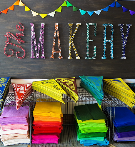 Where The Local Go: The Makery  |  LLK-C.com