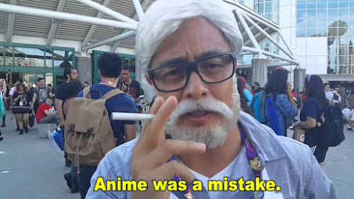 El team anime se disuelve