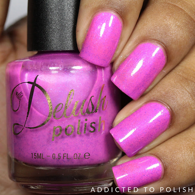 Delush Polish Endless Summer Nautical by Nature Swatches and Review