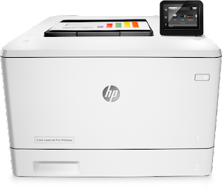 Download HP Laserjet Pro M452dn drivers