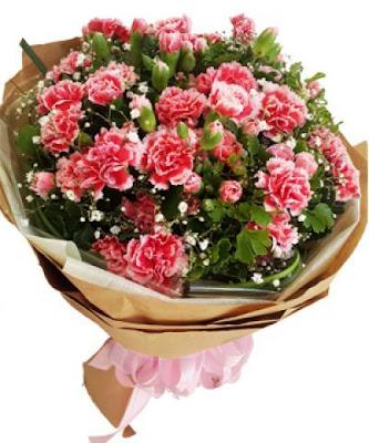 bó hoa xin lỗi
