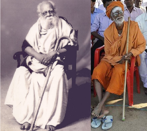 The Tamil forefathers who fought for the Temple Worship Rights of Non-Brahmins