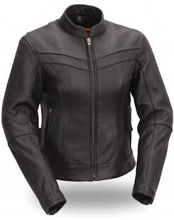 Jaket Kulit Wanita HW 001
