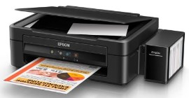 s output that is very popular in Indonesia and other countries in Asia Epson L220 Drivers Download