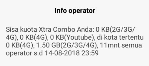 Kuota XL