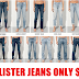 Hollister Men's or Women's Jeans Only $15 (Reg $49.95) + Free Shipping