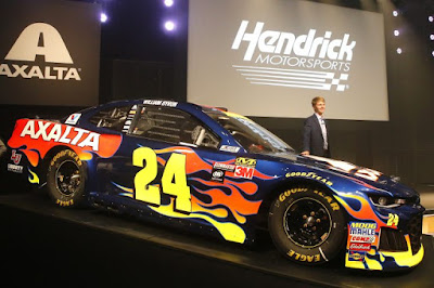 William Byron #24 - #NASCAR Hendrick Motorsports