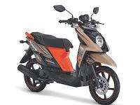 Motor Yamaha X Ride, Harga, Spesifikasi dan Kelebihan Si Stylish Tangguh Segala Medan
