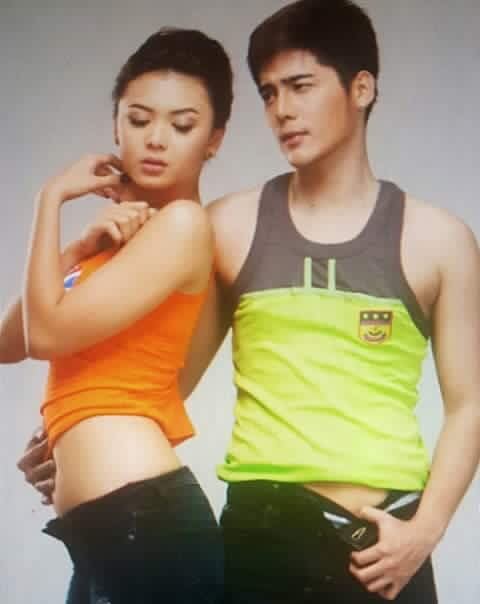 Zay Ye Htet and Shwe Mhone Yati New Photoshoot Style