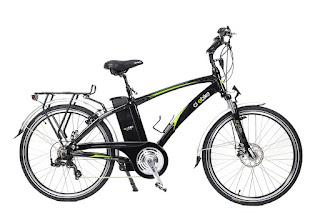 Stolen Bicycle - CI Electric Bike - Focus - 111