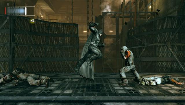 Batman: Arkham Origins Blackgate (Delux Edition) Screenshot-2