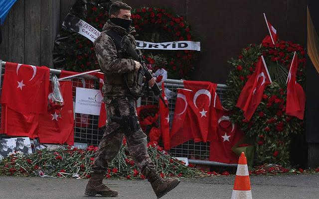 «Άγκυρα και ISIS είχαν στενές σχέσεις»