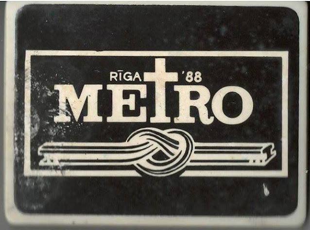 Veltīta Vides aizsardzības kluba protesta akcijai 1988.gada 27. aprīlī pret Maskavas ieceri Rīgā izbūvēt metro