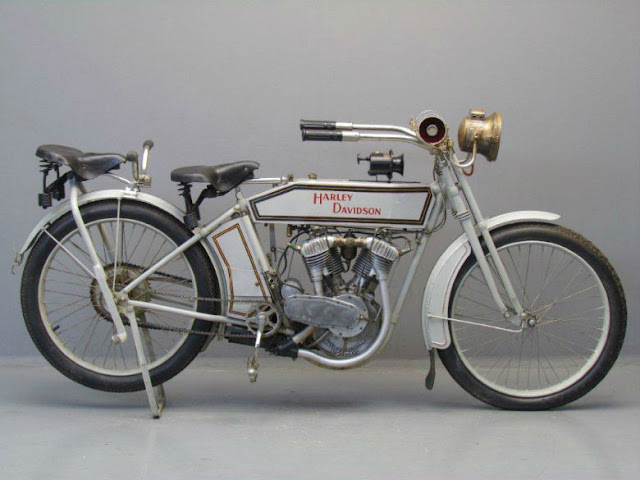 Harley-Davidson Model 9E