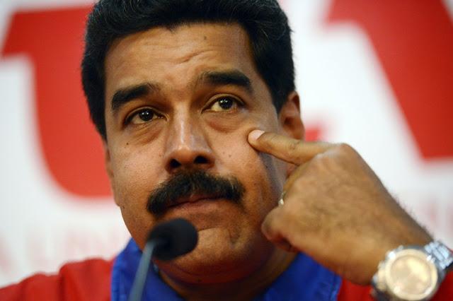 """Maduro quiere investigar """"a fondo"""" el origen de los recursos de la oposición para sus cuñas"""