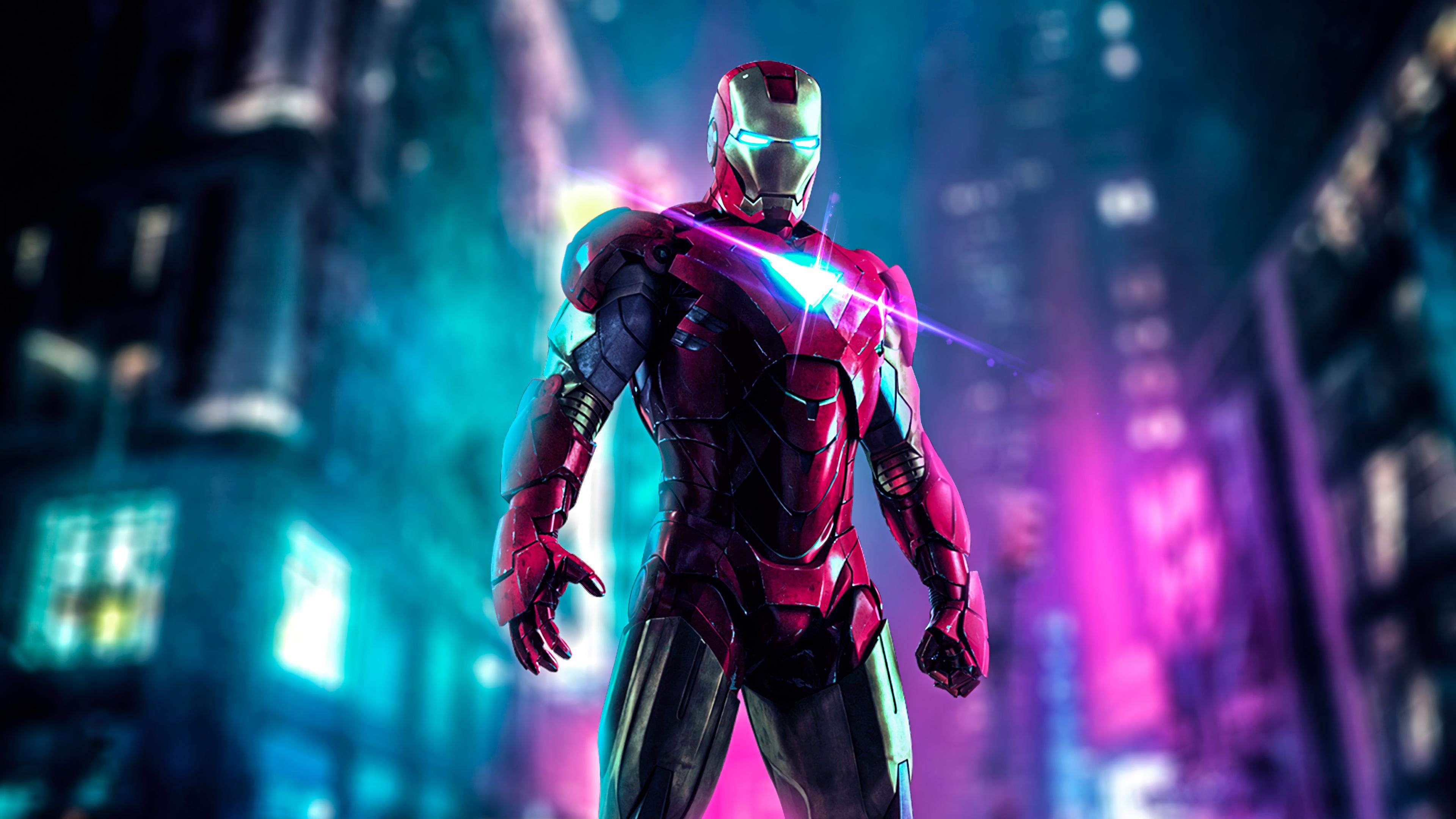 Iron Man 4k Wallpaper 210