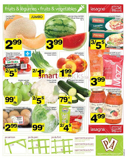 Supermarche PA Flyer April 2 - 8, 2018