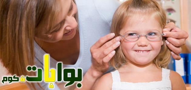 ملف شامل عن قصر النظر الحاد Nearsightedness