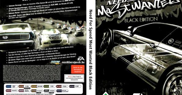 GameTorrent: NFS MOST WANTED 2005 (BLACK EDITION) torrent ...