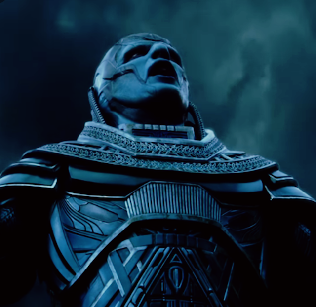 Apocalypse in X-men movie