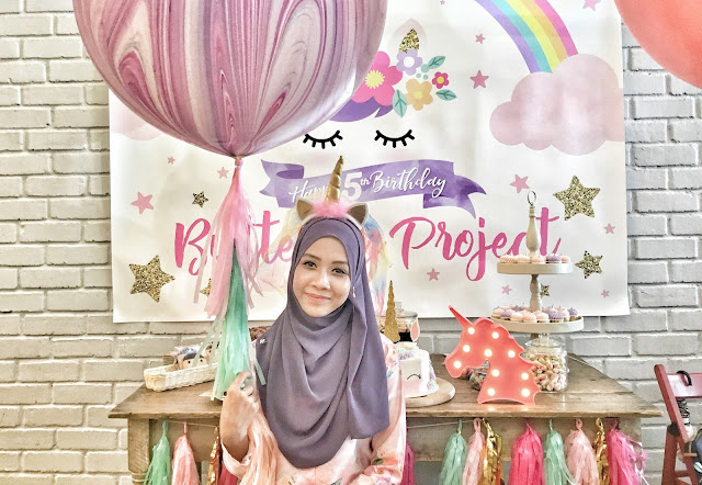 Magical Butterfly Unicorn Party – The Butterfly Project Turns 5!
