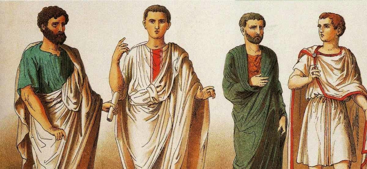 Sucesion y ciudadanos romanos