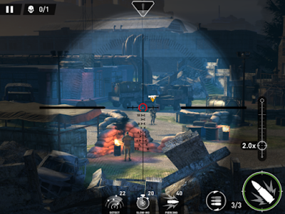 Download Sniper Ghost Warrior Mod Apk OBB Terbaru Gratis