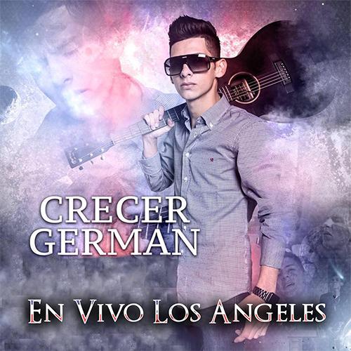 Crecer German - En Vivo Desde Los Ángeles (2016)