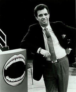 Morton Downey Jr. talk show host