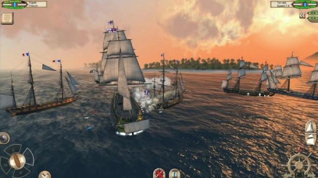 اللعبة الرائعة Pirate: Caribbean Hunt v8.3 Money Skill 2018,2017 2017-12-03_182622.jp