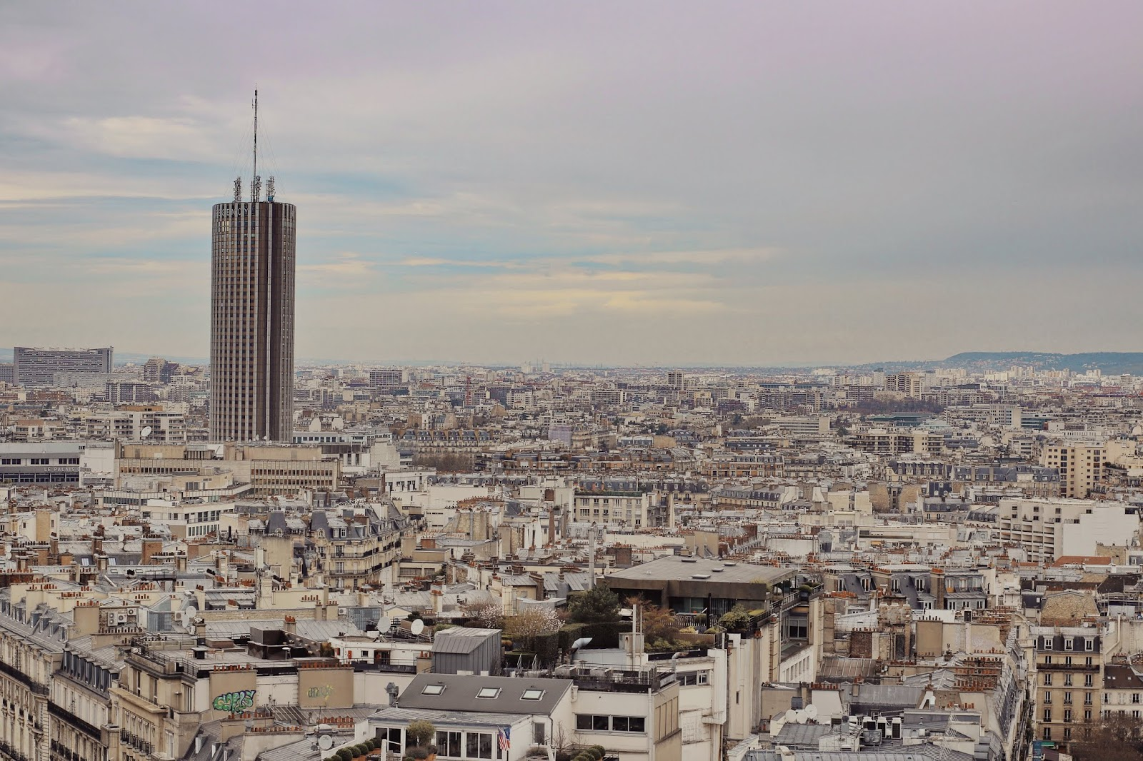 punkty paryża