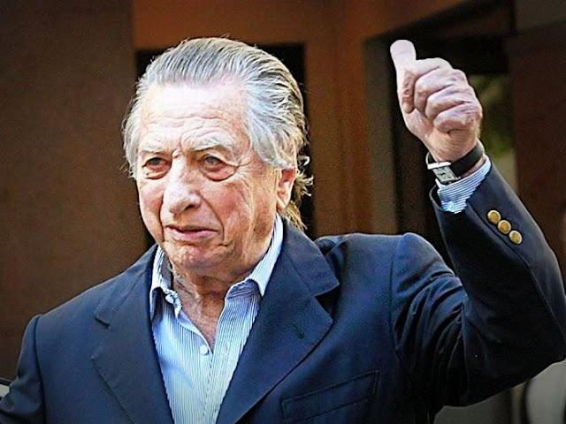 Murió Franco Macri, el padre del Presidente de Argentina
