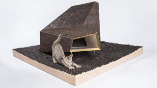 7 Desain Rumah Kucing Paling Kreatif