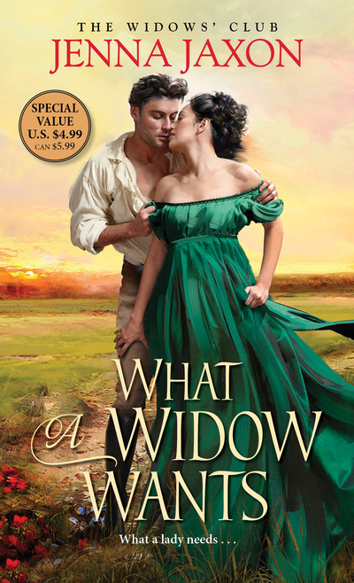 What a Widow Wants cover