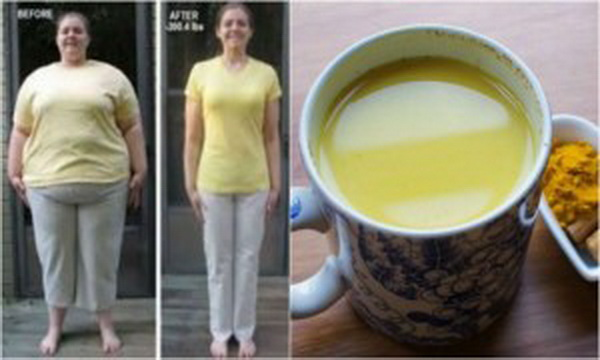 Lose 5 Kg In Just 1 Week With This Incredible Tea