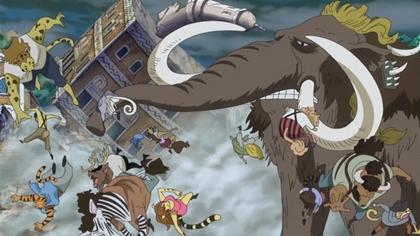 ผลโซโซรูปแบบแมมมอธ (Zou Zou no Mi, Model: Mammoth)