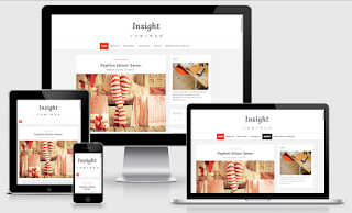 Insight - Template keren responsive + SEO friendly