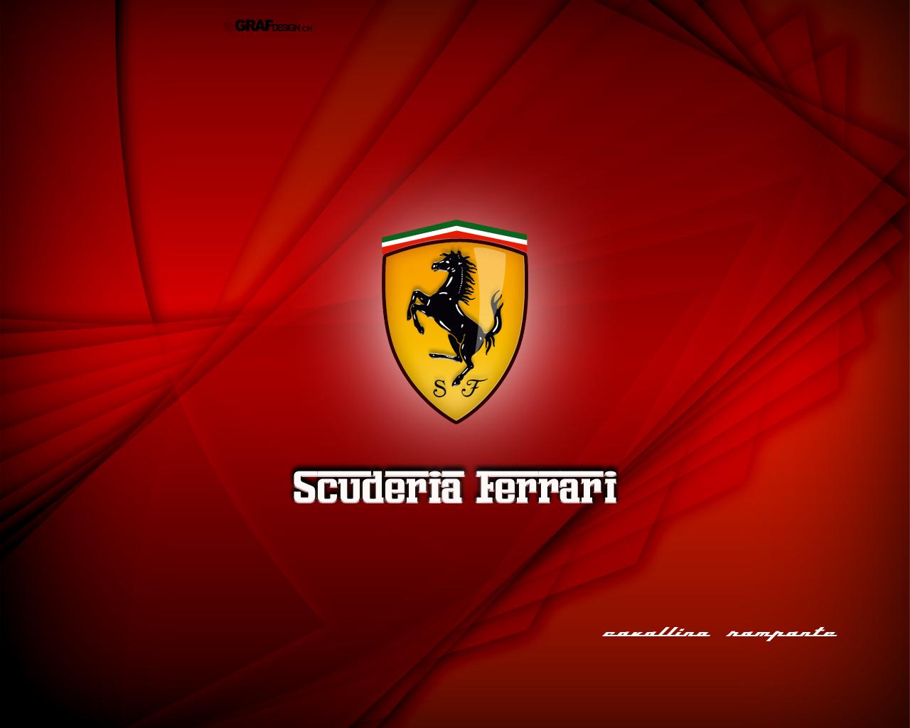 wallpapers ferrari logo - photo #24