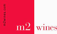 M2 Wines, Lodi CA logo