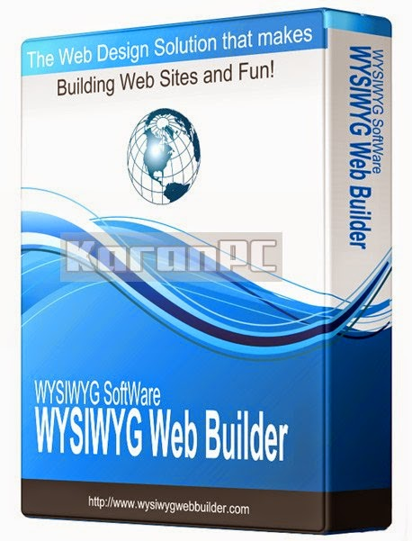 WYSIWYG Web Builder 10.3.0 + Crack