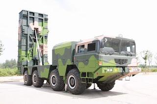 Rudal Balistik Jarak Pendek SY-400 Buatan Tiongkok
