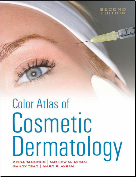 Color Atlas of Cosmetic Dermatology 2nd Edition (2011) [PDF]