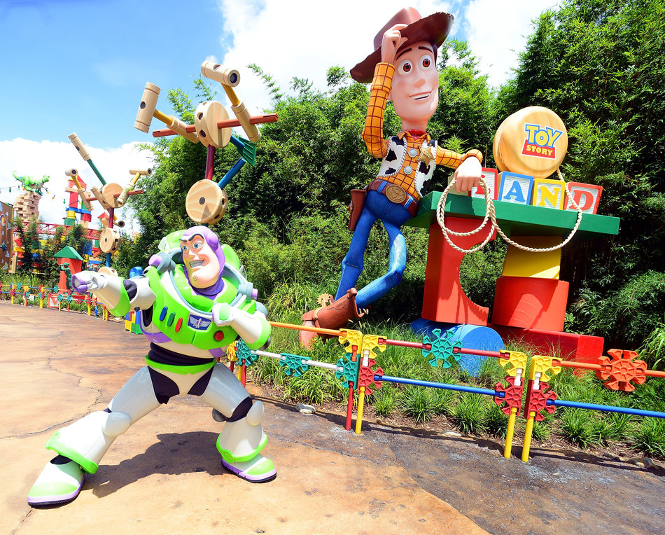 Toy Story Land, Disney's Hollywood Studios