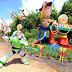 Inauguração Toy Story Land